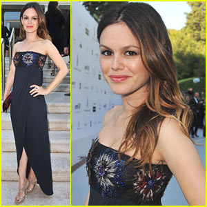 Rachel Bilson & amfAR: Cinema Against AIDS!