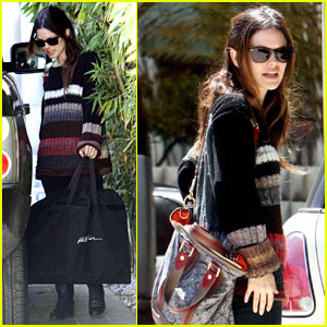 Rachel Bilson to Marry at Hayden Christensen's Ranch?