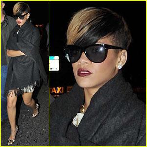 Rihanna: Lillie's Bordello Babe