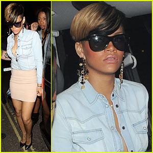 Rihanna: Mahiki with Melissa!