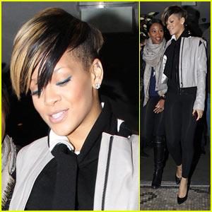 Rihanna: San Carlo Supper!