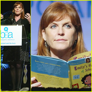 Sarah Ferguson: Helping Hand Books