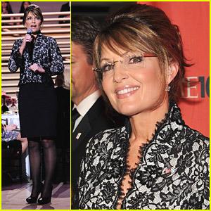 Sarah Palin: TIME 100 Gala