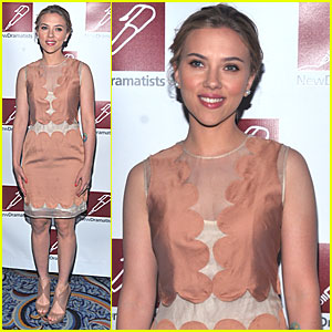 Scarlett Johansson is Phillip Lim Lovely