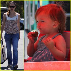 Seraphina Affleck: Strawberry Sweet!