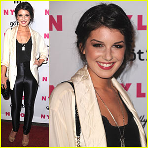 Shenae Grimes is Chic in Chanel