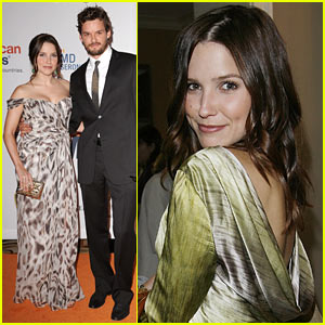 Sophia Bush & Austin Nichols Race to Erase MS