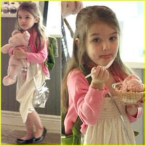 Suri Cruise: Sundaes on Mondays
