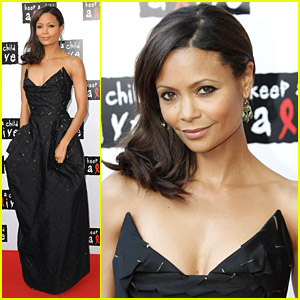 Thandie Newton Keeps A Child Alive