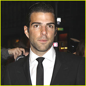 Zachary Quinto Sounds Off on 'Heroes' Cancellation