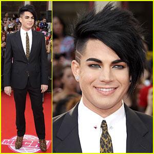 Adam Lambert - MuchMusic Video Awards Red Carpet