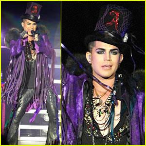 Adam Lambert: Wham Bam, Thank You Ma'am!