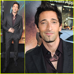 Adrien Brody: 'Splice' Is Nice