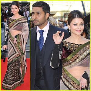 Aishwarya Rai & Abhishek Bachchan: 'Raavan' Romantics
