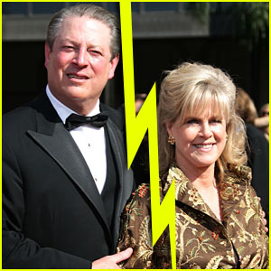 Al Gore & Wife Tipper to Separate