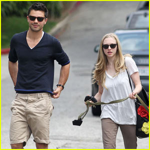 Amanda Seyfried & Dominic Cooper: Back Together?