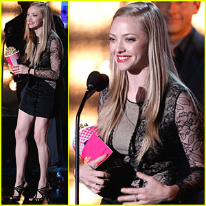Amanda Seyfried - MTV Movie Awards 2010!