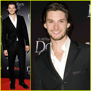 Ben Barnes: Madrid Man