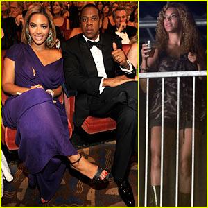 Beyonce: Tony Awards with Jay-Z!