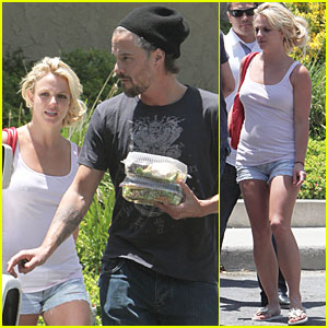Britney Spears & Jason Trawick: Calabasas Couple