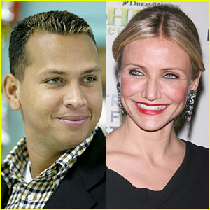 Cameron Diaz Talks Alex Rodriguez Relationship