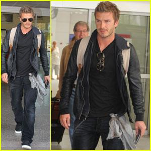 David Beckham: Nice to See You