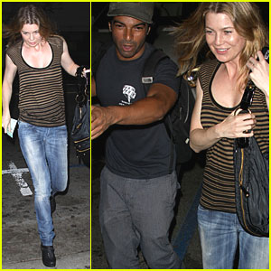 Ellen Pompeo & Harry Josh: Katsuya Couple