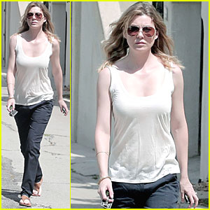 Ellen Pompeo is One Hot Mama