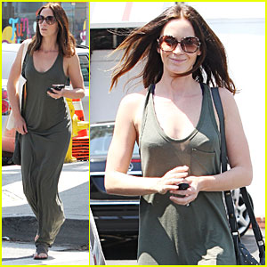 Emily Blunt is a Saturday Shopper
