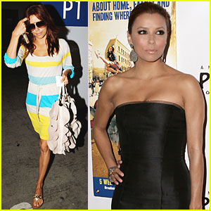 Eva Longoria: Stand For Hope Tomorrow in L.A.!