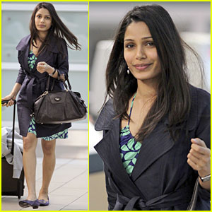 Freida Pinto: Planet of the Pretty