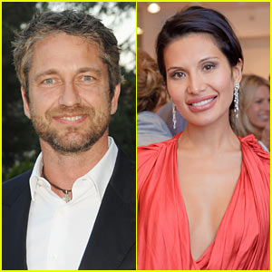 Gerard Butler & Goga Ashkenazi: Couple In The Works?
