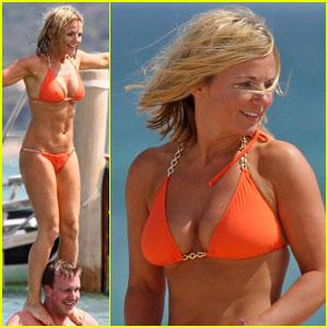 Geri Halliwell: Bikini Babe!