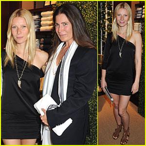 Gwyneth Paltrow is a Wimbledon Woman