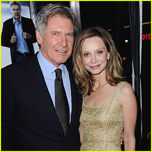 Harrison Ford & Calista Flockhart: Married in New Mexico!