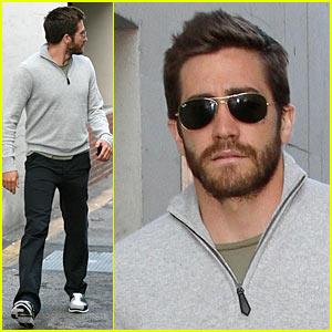 Jake Gyllenhaal: Grassroots Effort!