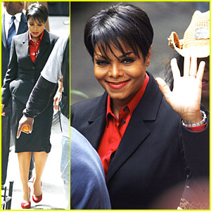 Janet Jackson Tastes the 'Rainbow'