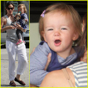 Jennifer Garner & Seraphina Affleck: Luxxe Ladies
