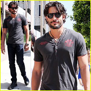 Joe Manganiello: 'True Blood' Debut TONIGHT!