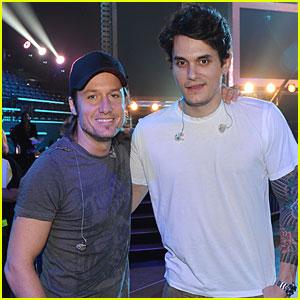 Keith Urban & John Mayer: CMT Music Men