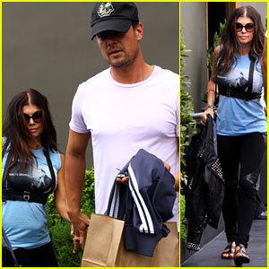 Josh Duhamel & Fergie Don't Leave Leftovers