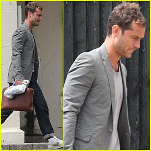Jude Law: Czech Film Fest This Summer!