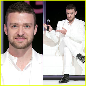 Justin Timberlake Does Dubai for Givenchy