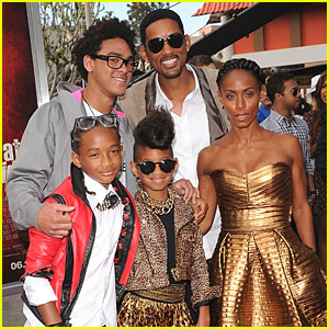 Jaden & Willow Smith: Karate Kids!