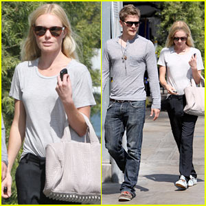 Kate Bosworth & Matt Czuchry: Lunch Date!
