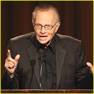 Larry King: Retiring From 'Larry King Live'