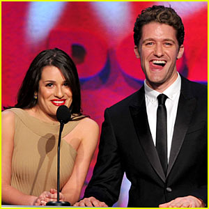Lea Michele & Matthew Morrison: Performing at Tony Awards!