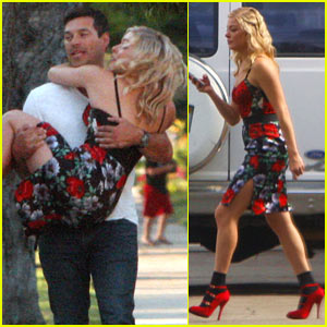LeAnn Rimes & Eddie Cibrian: Swingin' Couple