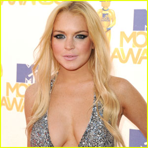 Report: Lindsay Lohan Was Sober After MTV Awards!