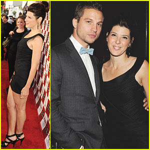 Marisa Tomei: 'Cyrus' Premiere with Logan Marshall-Green!